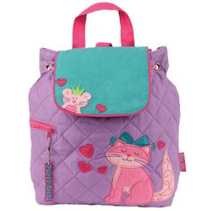 Personalized Flower Girl Backpack  ae89a230d82ae