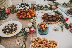 Mesa de dulces de Ofeliz Bakery