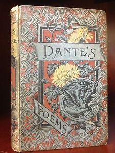 c1880 Dante Alighieri The Divine Comedy Gustave Dore Hell Purgatory Paradise