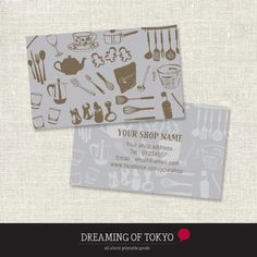Cooking - Business Card