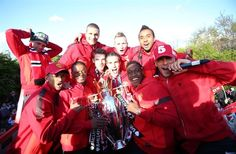 Champions, Manchester United