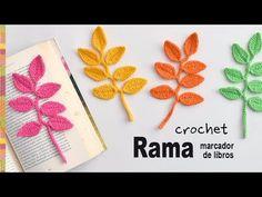 Bookmark Crochet Tutorial, Crochet Flower Tutorial, Crochet Bookmarks, Crochet Flower Patterns, Crochet Flowers, Crochet Cap, Freeform Crochet, Irish Crochet, Crochet Motif