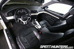 Custom interior on BMW E39 at Speedhunters.com