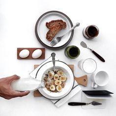 Edi Hartono | #WTFoodies @edihartonoliem Healthy breakfast...Instagram photo | Websta (Webstagram)
