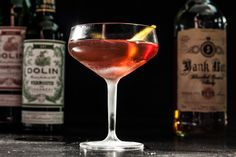 Affinity Cocktail
