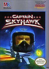 Captain Skyhawk  (NES, 1989) 1985