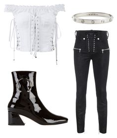 """""""NIRVANA #2"""" by bahrainimermaid on Polyvore featuring Dolce&Gabbana, Unravel, Dorateymur and Cartier"""