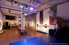111 Minna Gallery  -  San Francisco, CA
