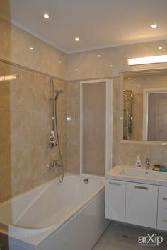 Дом на Беговой: интерьер, квартира, дом, санузел, ванная, туалет, современный, модернизм, 0 - 10 м2 #interiordesign #apartment #house #wc #bathroom #toilet #modern #010m2 arXip.com