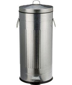 Buy 30 Litre Retro Kitchen Pedal Bin - Silver at Argos.co.uk - Your Online Shop for Kitchen bins.