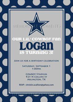 4aa98e7794e38fcbbf16f032ae8f6453 football birthday th birthday dallas cowboys ticket birthday party invitations printable,Dallas Cowboys Birthday Invitations
