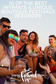 10 of the best intimate & unique boutique festivals in Europe - That Festival Life - Travel & Festival Blogger European Festivals, Beach Cove, Festival Dates, Above The Clouds, European Travel, Live Music, The Great Outdoors, Road Trip, The Incredibles