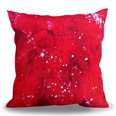 Shattered Love Throw Pillow Birchseed.com