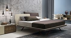 Presotto Meeting bed stockist Quirky cool designer beds | Robinsons Beds
