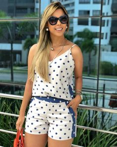 Súper Cómodo y Bello! Casual Chic, Casual Wear, Casual Outfits, Cute Outfits, Best Prom Dresses, Cute Dresses, Short Outfits, Summer Outfits, Chor