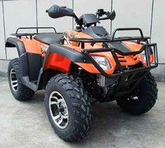 New 2015 Cgr Monster 300cc ATV Four Wheeler ATVs For Sale in Illinois. Features & Specifications:4 X 4Chrome WheelsFully AutoColors: White Camo, Black, Orange, RedDisplacement: 300ccCooling: water cooledstroke: 2.8*2.6 inMax speed: 43.5mile/hClimbing ability: 25degreeIgnition: C.D.IStarting system: ElectricBattery: 12V/9AhEngine oil: SAE15W/40SFClutch: AutomaticTransmission: forward + reverseDriveline: shaft-driveDriving wheel: Rear wheel driveSuspension,front/rear: Double…