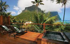Capella Lodge, Australia, in Eluxe Magazine