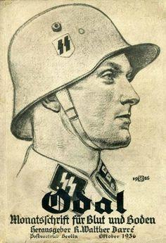 German Soldiers Ww2, German Army, Luftwaffe, History Of Germany, Ww2 Propaganda Posters, German Stamps, Military History, Wwi, World War Two