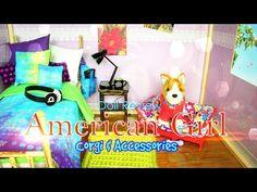 ▶ Doll Review: American Girl Corgi & Accessories - YouTube