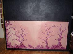 mural habitación