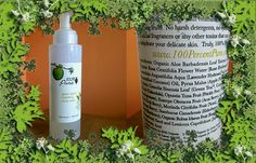 NushiOne: Get Clean The Natural & Organic Way :  100% Pure P...