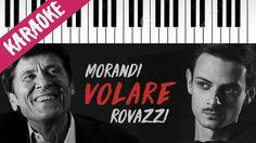 Fabio Rovazzi feat. Gianni Morandi   Volare   Piano Karaoke con Testo