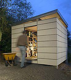 Backyard Prefabs Prefab Office Shed and Garden Studio Busyboo