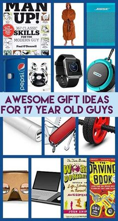 15 awesome gift ideas including a virtual reality headset, the manual for manhood, a shocking game and lots more! Gifts For Teen Boys, Christmas Gifts For Boys, Gifts For Teens, Christmas Shopping, Shocking Games, Old And Teen, Birthday Games, 16 Year Old, Party Fun