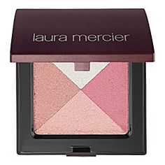 Laura Mercier's Shimmer Bloc in 'Pink Tourmaline'.  This lady gets it, gets me, gets the gold.  Love it.  #sephora #colorwash