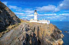 Douglas Head Lighthouse, the Isle of Man