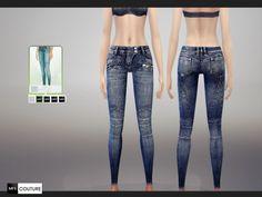 MissFortune's Skinny Fit Jeans