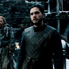 # GIF -JON SNOW- Game of Thrones Daily