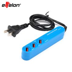 >> Click to Buy << Effelon High Quality USB Mini External Portable Travel Phone Charger 3 Ports USB Charger Power Adapter for Phone Tablet PC #Affiliate