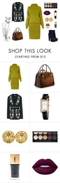 """5"" by coldasme ❤ liked on Polyvore featuring Casadei, Aspinal of London, STELLA McCARTNEY, Hermès, Chanel, Witchery, Yves Saint Laurent, Lime Crime and Burberry"