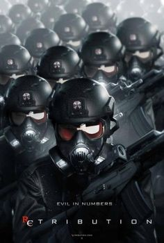 Resident Evil Retribution Umbrella Corps