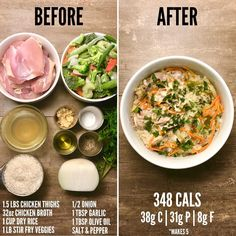 Low Calorie Recipes, Diet Recipes, Cooking Recipes, Healthy Recipes, Healthy Meal Prep, Healthy Snacks, Healthy Eating, Keto Meal, Good Food