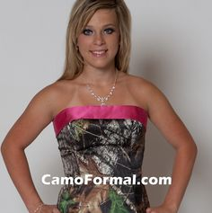 Add To Your Dress Accessories Camouflage Prom Wedding Homecoming Tattoo Camouflage Prom Dress, Camo Dress, Short Dresses, Prom Dresses, Formal Dresses, Mothers Dresses, Pink Camo, Homecoming, Wedding Gowns