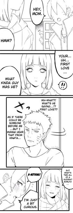 Naruhina: Hinata's first Love Pg1 bluedragonfan on Deviantart