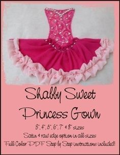 Shabby Sweet Princess Gown $6.99- still debating this one