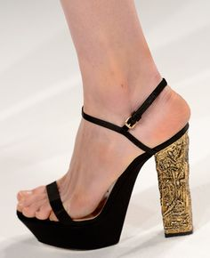 These would look amazing with the Calvin Klein dress I just bought! Love ,Calvin Klein