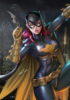 Batgirl by idk