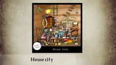 Mouse city [Page kit]