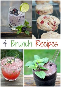 4 Easy Vegan Recipes to Brighten Up Your Brunch!