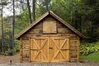 log cabin designs house design decorating before and after home design Log Cabin Sheds, Barns Sheds, Log Cabin Homes, Cabin Plans, Log Cabins, Cottage Homes, Home Design, House Design Photos, Cabin Design