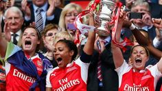 Women's FA Cup Final: Wembley set for new competition-record crowd