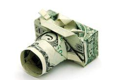 Folded money gifts!