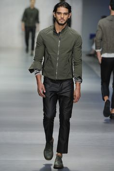 Ermanno Scervino Men's RTW Spring 2014 - Slideshow