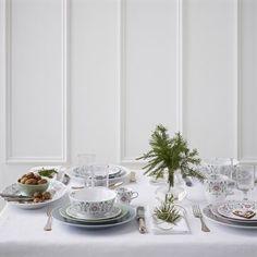 Swedish Grace Winter plate 27 cm - white - Rörstrand