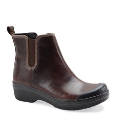 4591567373fd Dansko Brown Leather Vail Rain Boot - Women
