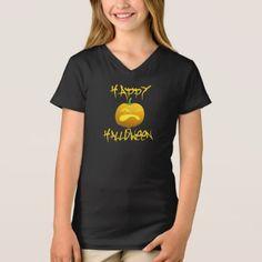 #Happy Halloween Pumpkin Shirt - #cool #kids #shirts #child #children #toddler #toddlers #kidsfashion